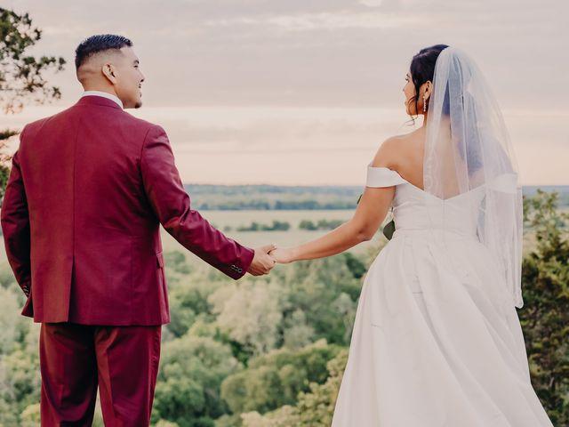 Esia and Katya's Wedding in Bastrop, Texas 65