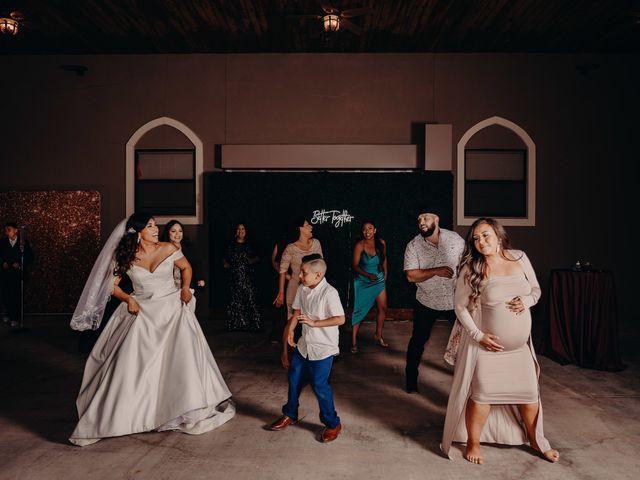 Esia and Katya's Wedding in Bastrop, Texas 73