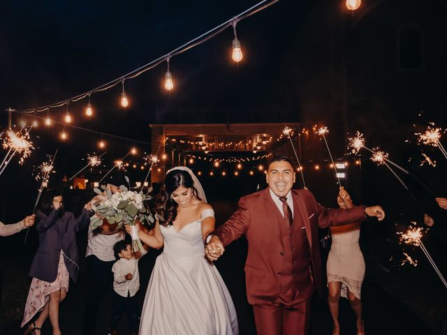 Esia and Katya's Wedding in Bastrop, Texas 74