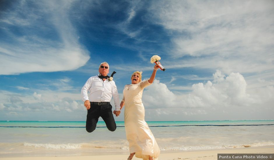 Terry and Peter's Wedding in Santo Domingo, Dominican Republic