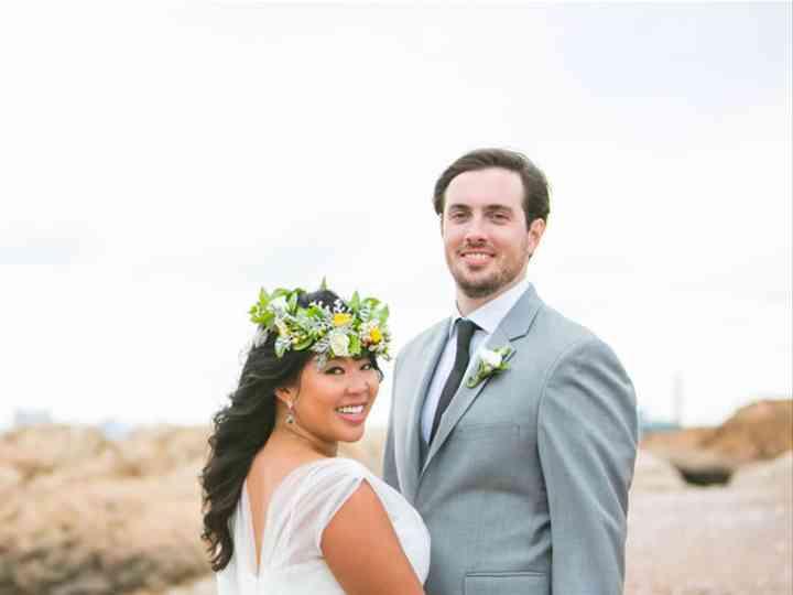 The wedding of Jonathan and Lynman