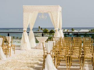 The wedding of Amanda and John 1