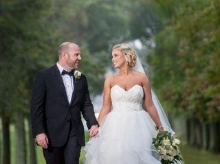 Brady and Elissa's Wedding in Richboro, Pennsylvania 2