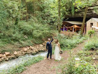 The wedding of Sara and Landon