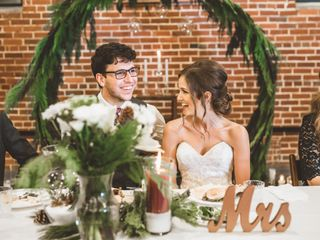 The wedding of Richard and Isabel 2