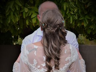 The wedding of Leah and Stephan 2