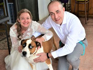 The wedding of Leah and Stephan 3