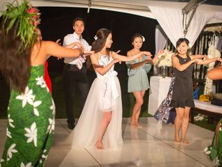 Jodi and Shen's wedding in Hawaii 21