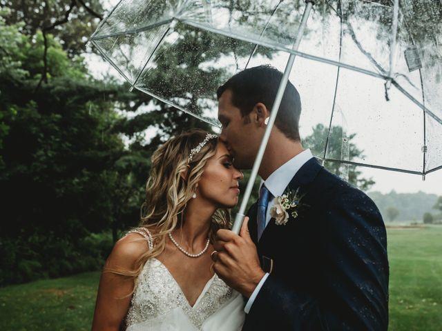 The wedding of Jenna and Shane