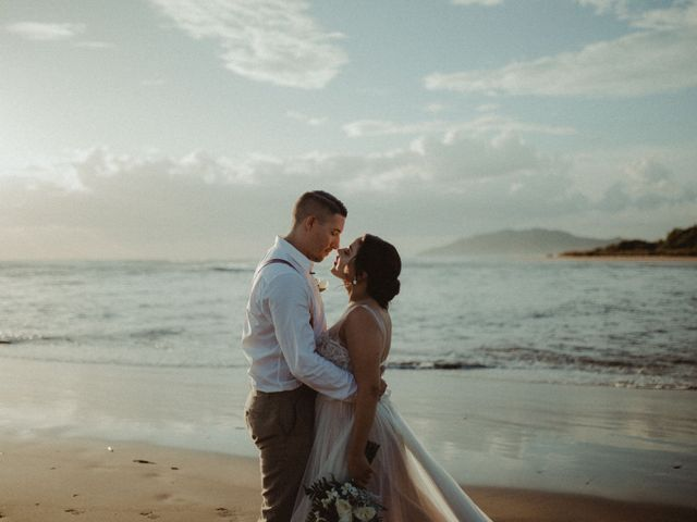 The wedding of Keyla and Curtis