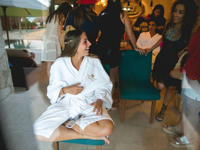 Isaac and Jackie's Wedding in Playa del Carmen, Mexico 3