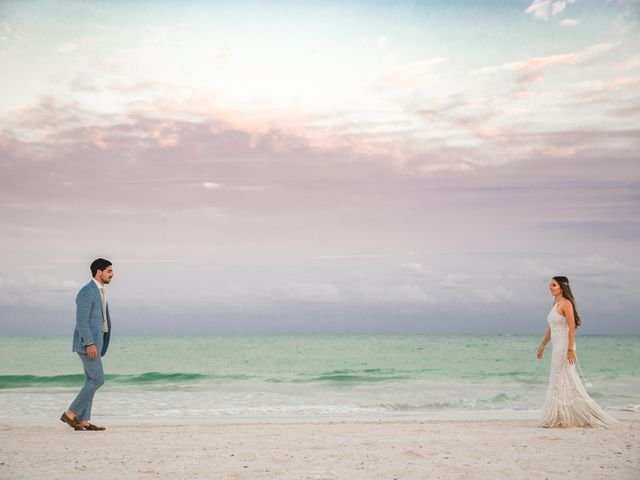 Isaac and Jackie's Wedding in Playa del Carmen, Mexico 14