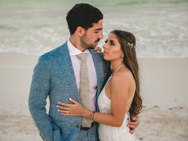 Isaac and Jackie's Wedding in Playa del Carmen, Mexico 17