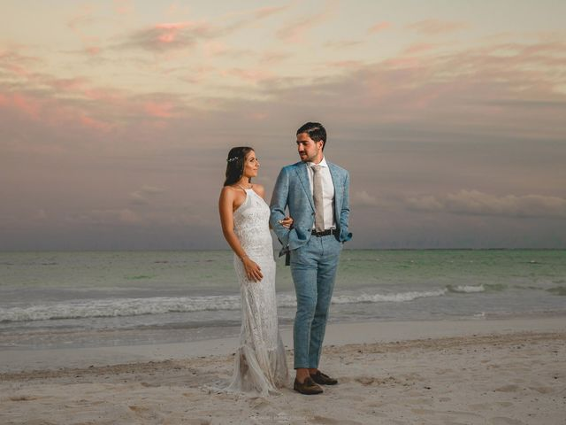 Isaac and Jackie's Wedding in Playa del Carmen, Mexico 1