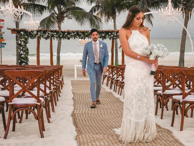 Isaac and Jackie's Wedding in Playa del Carmen, Mexico 19