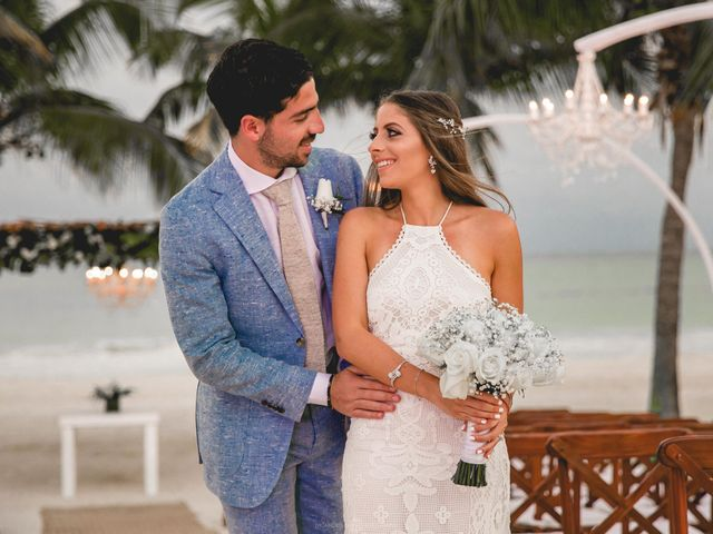 Isaac and Jackie's Wedding in Playa del Carmen, Mexico 20