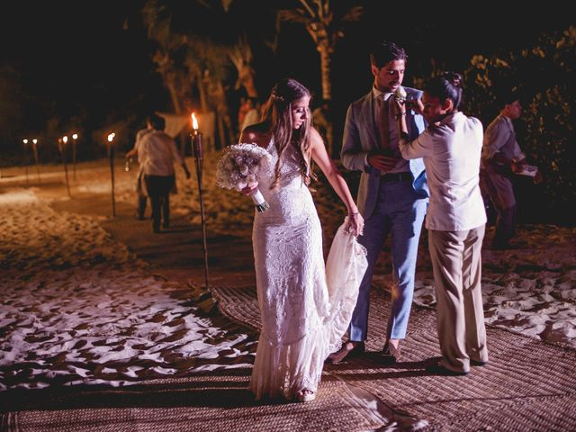 Isaac and Jackie's Wedding in Playa del Carmen, Mexico 22