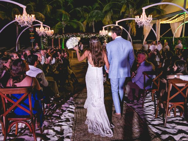 Isaac and Jackie's Wedding in Playa del Carmen, Mexico 24