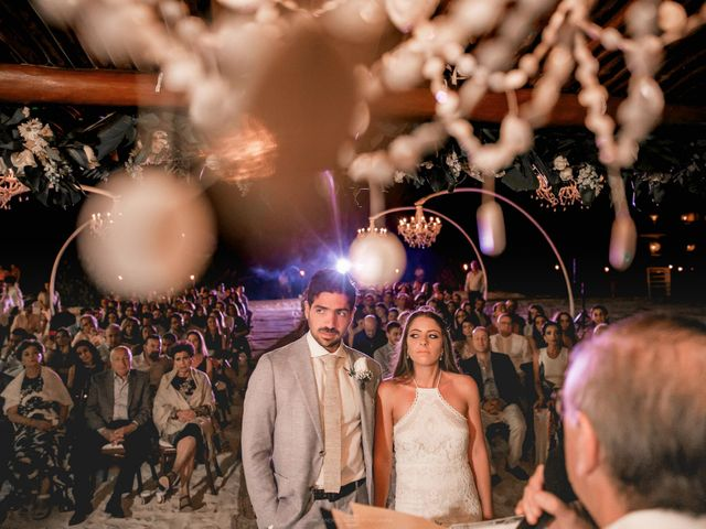 Isaac and Jackie's Wedding in Playa del Carmen, Mexico 26