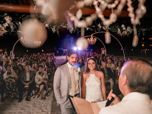 Isaac and Jackie's Wedding in Playa del Carmen, Mexico 27