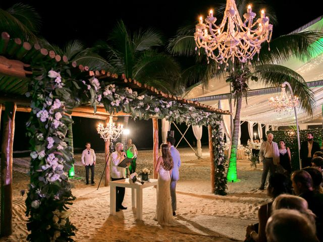 Isaac and Jackie's Wedding in Playa del Carmen, Mexico 28