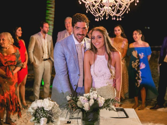 Isaac and Jackie's Wedding in Playa del Carmen, Mexico 29