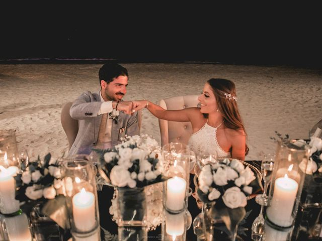 Isaac and Jackie's Wedding in Playa del Carmen, Mexico 34