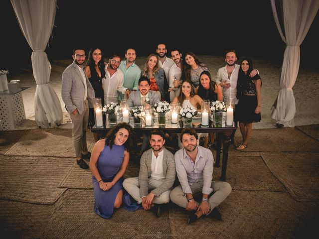 Isaac and Jackie's Wedding in Playa del Carmen, Mexico 37