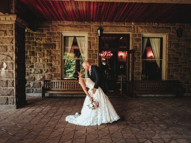 The wedding of Kristian and Andrew