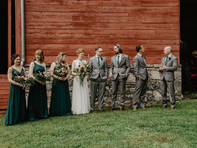 Albert and Jessica's Wedding in Asheville, North Carolina 2