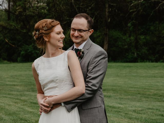Albert and Jessica's Wedding in Asheville, North Carolina 1