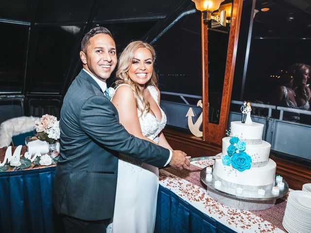 The wedding of ERIC and ERIKA