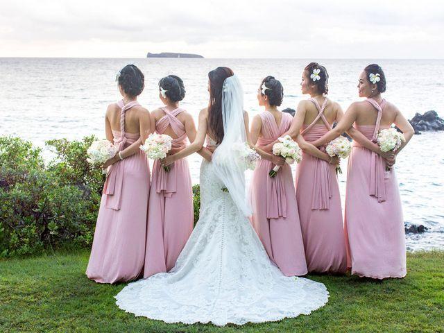 Jodi and Shen's wedding in Hawaii 4