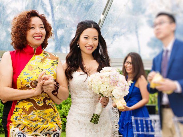 Jodi and Shen's wedding in Hawaii 12