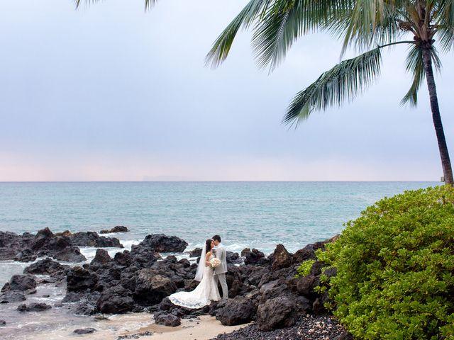 Jodi and Shen's wedding in Hawaii 15
