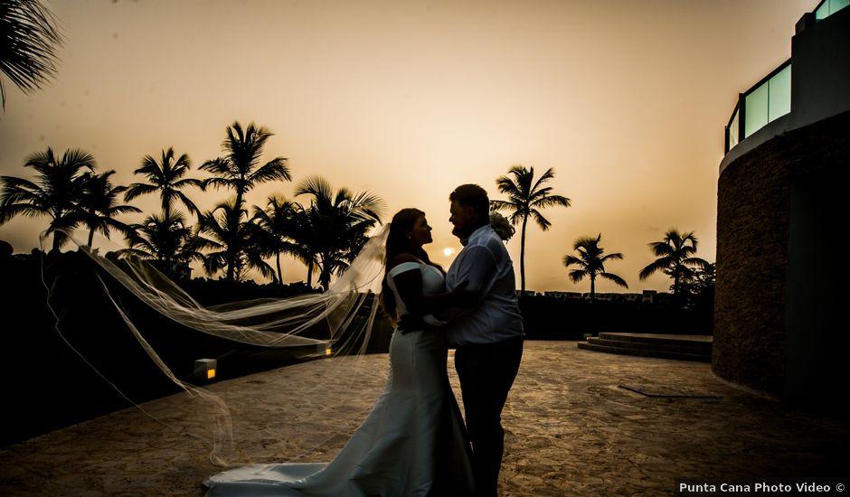 John and Amanda's Wedding in Santo Domingo, Dominican Republic