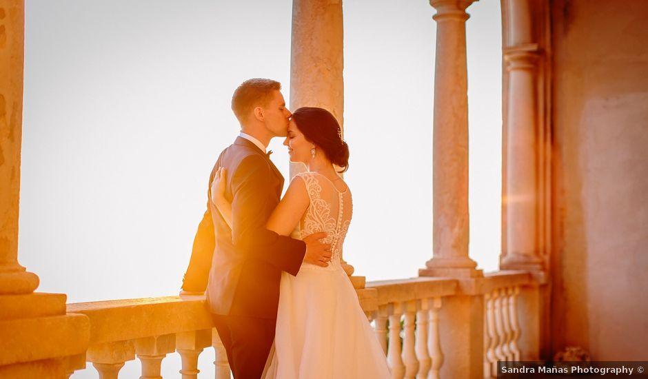 Robert and Charlotte's Wedding in Palma de Mallorca, Spain