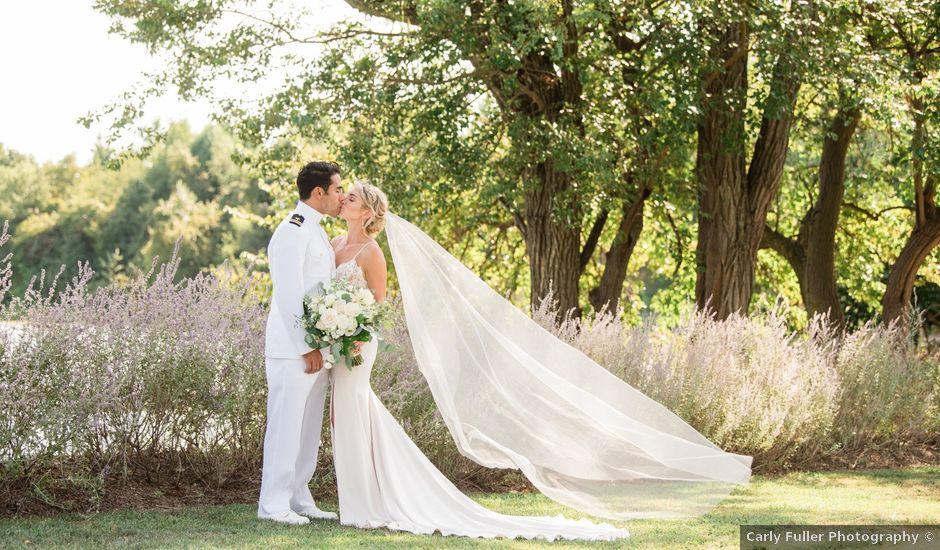 Matt and Morgan's Wedding in Stevensville, Maryland