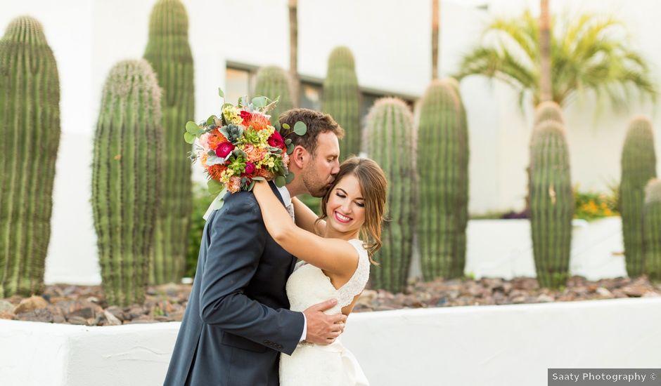 Nathan and Rae's Wedding in Scottsdale, Arizona