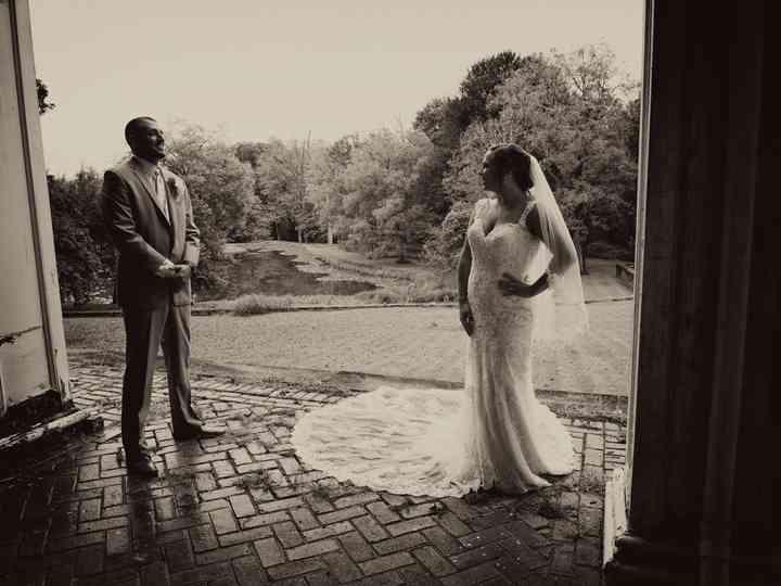 The wedding of Cara and Kurtis