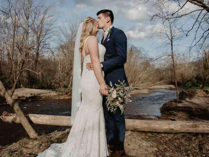 The wedding of Rachel and Jared