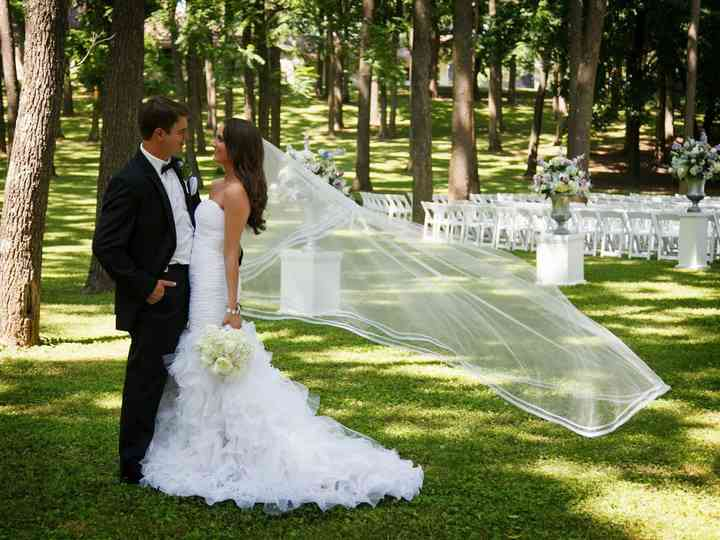 The wedding of Beau and Rachel