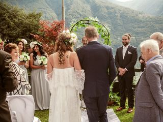 The wedding of Mia and Nik 2