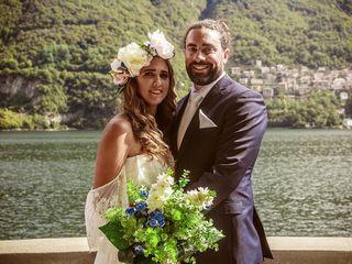 The wedding of Mia and Nik
