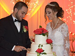 The wedding of Suzanne and Amro