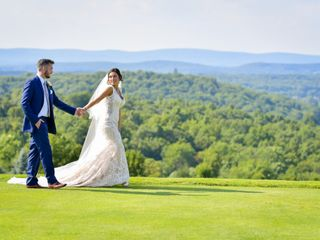 The wedding of Jessica and Steven