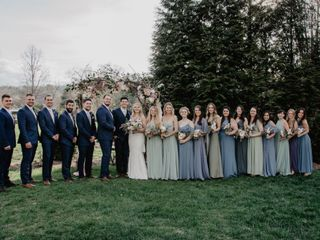 Jared and Rachel's Wedding in Swannanoa, North Carolina 3