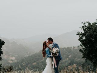 The wedding of Gina and Jayce