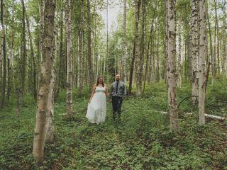 The wedding of Robert and Tapiana