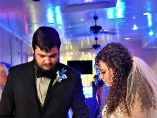 The wedding of Rusti and chase 1